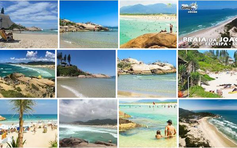 Praia da Joaquina Florianópolis Fotos