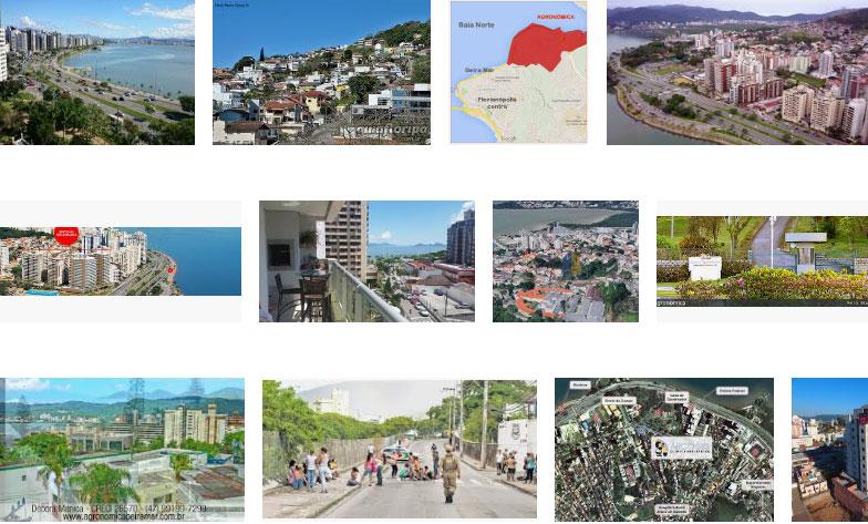 Bairro Agronômica Florianópolis Fotos