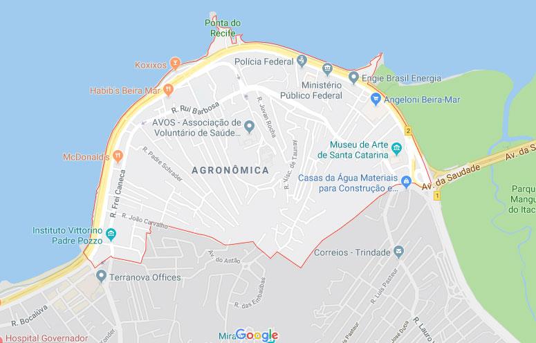 Bairro Agronômica Florianópolis