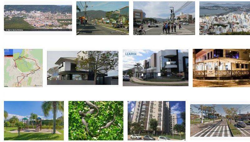 Santa Mônica Florianópolis Fotos