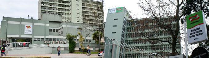 Hospital Celso Ramos Florianópolis