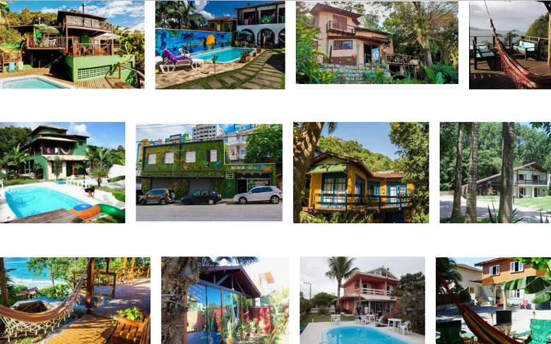 Os Melhores Hostels em Florianópolis