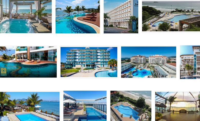 Os Melhores Hotéis em Florianópolis