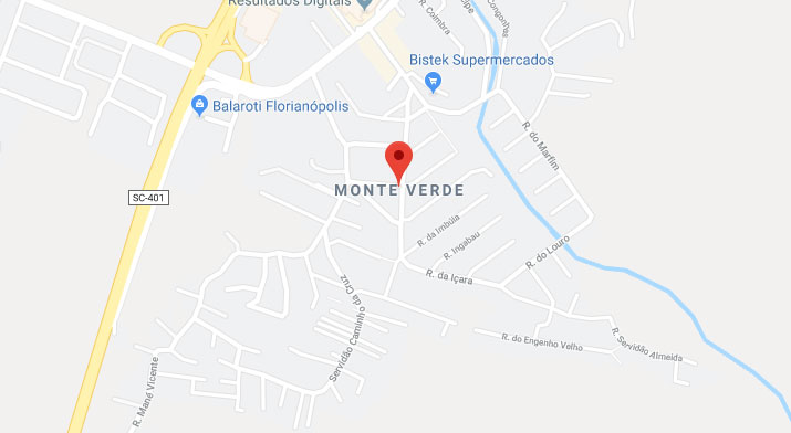 Bairro Monte Verde Florianópolis