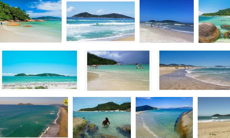 Praia do Campeche Florianópolis Fotos