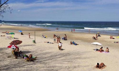 Praia do Riozinho do Campeche