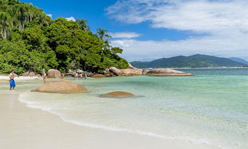 Praia Ilha do Campeche