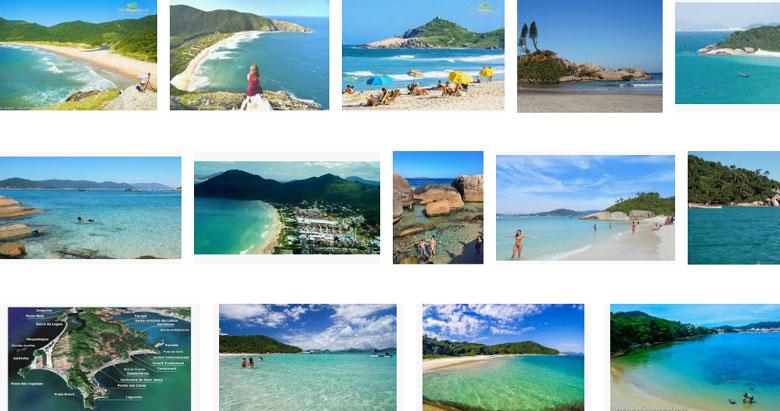 As Melhores Praias de Florianópolis