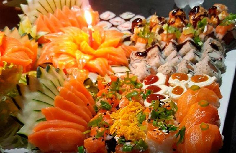 Sushi Florianópolis