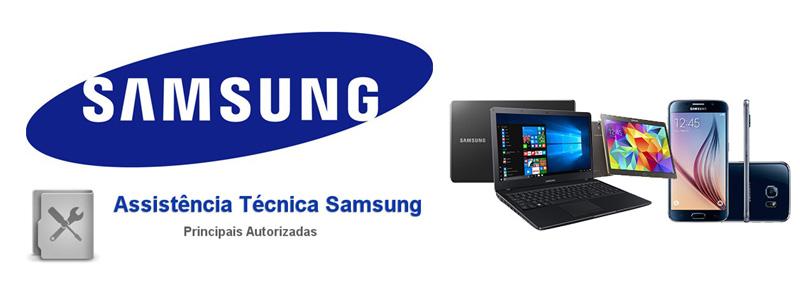 Assistência Técnica Samsung Florianópolis