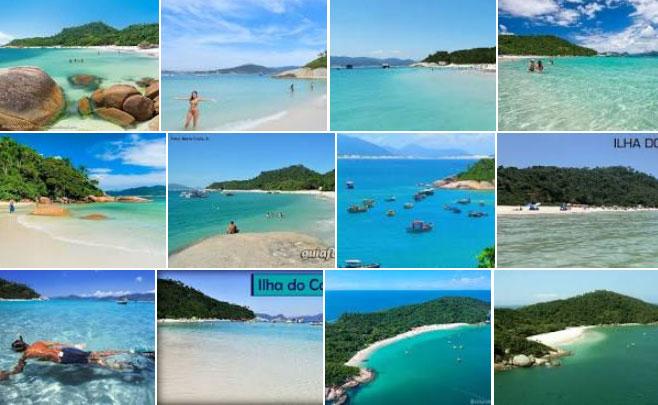 Ilha do Campeche Florianópolis Fotos