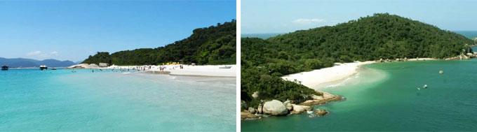 Ilha do Campeche Floripa
